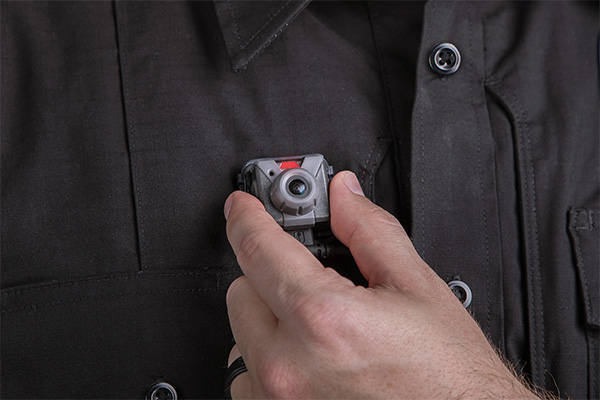 Body Camera Activating a Recording