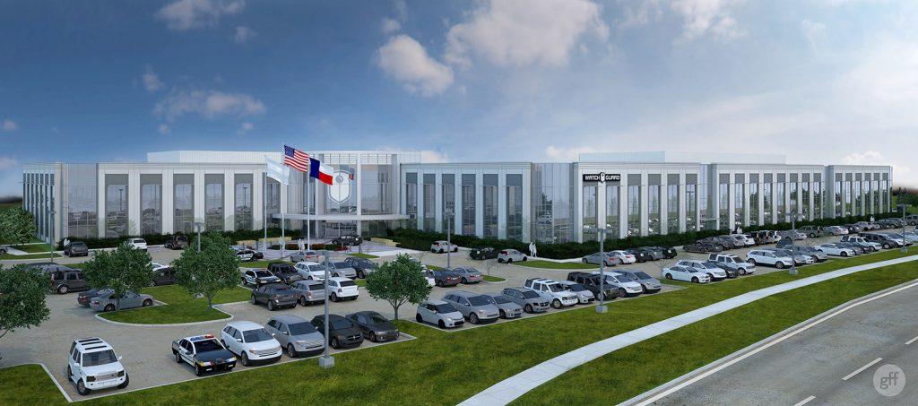 New WatchGuard Video World Headquarters