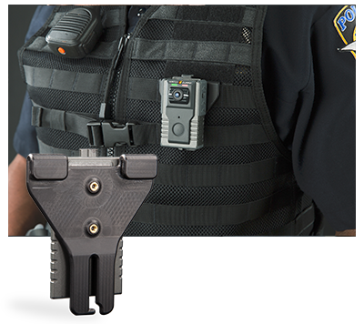 Body Camera Mounts For The Watchguard Vista