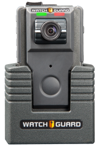 VISTA Police Body Camera in Docking Station