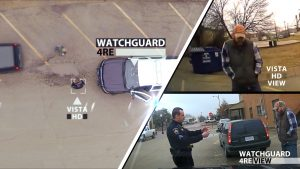Body Worn Camera Split Screen Video Cover