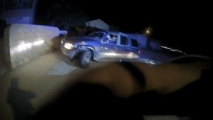 Lieutenant Hit By DWI Suspect