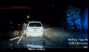 NBC News - Close Call in Mullica Township Police Department