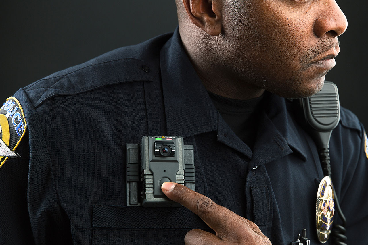 Simple To Use Body Camera