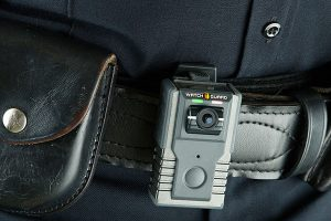 VISTA Body Camera Mount - Belt