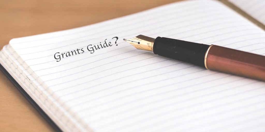 Top tips for police grant writing.