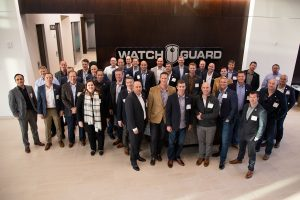 The Honor Foundation Group Photo at WatchGuard