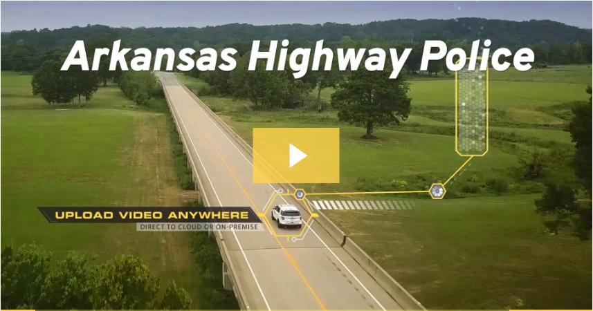 Arkansas Uploads Video Evidence via LTE