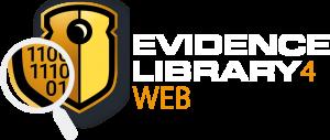 Evidence Library 4 Web Logo White