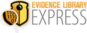 Evidence Library Express Logo White
